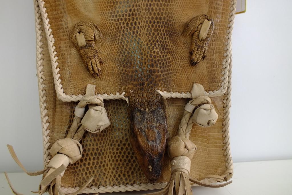 КЛАТЧИ ИЗ ЯЩЕРИЦЫ кожа варана или игуаны можно